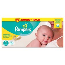 pampers kaina
