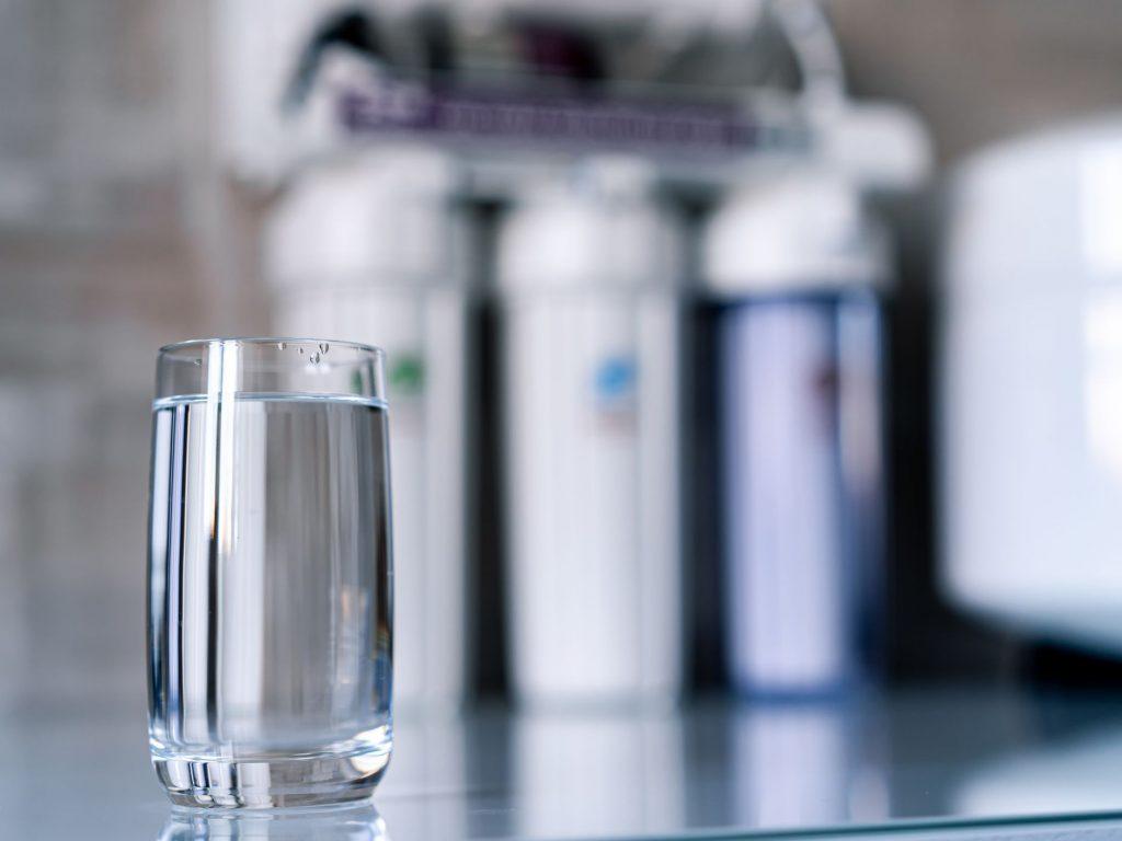 Kokybiško vandens tiekimui į namus