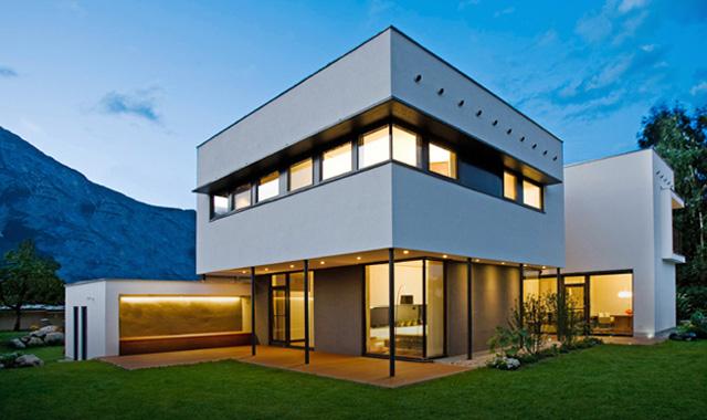 Naujų namų statymo ypatumai